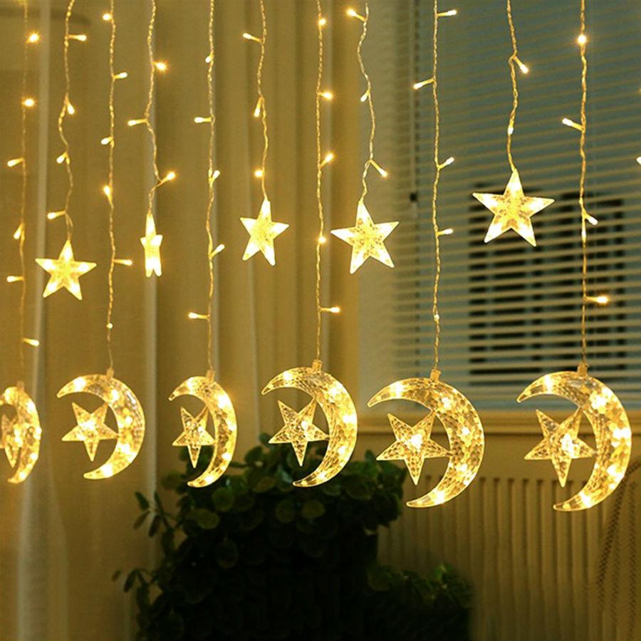 Для праздника Светодиодная гирлянда занавес Луна и Звезды svetodiodnaya-girlyanda-zanaves-luna-i-zvezdy.jpg