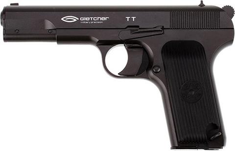 Пистолет пневматический Gletcher TT blowback, металл
