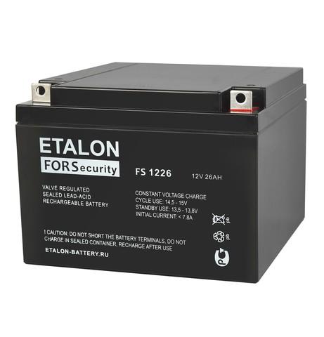 Аккумулятор ETALON FS 1226