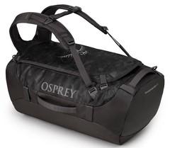 Сумка рюкзак Osprey Transporter 40 Camo Black