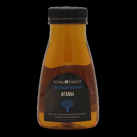 Нектар Агавы (светлый) без сахара ROYAL FOREST
