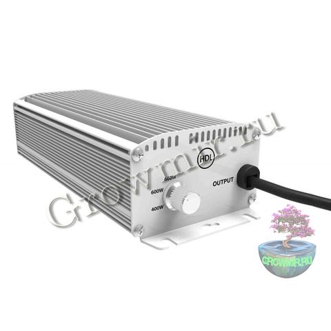 ЭПРА Horti Dim Light 600w с регулятором 400w-660w