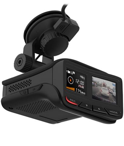 Видеорегистратор с радар-детектором Street Storm STR-9970BT Wi-Fi.