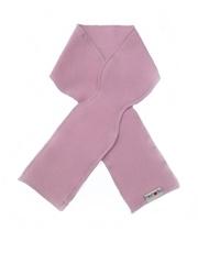 Шарф ManyMonths, от 5 лет и более (от 104 см), Нежно-розовый (шерсть мериноса 100%)