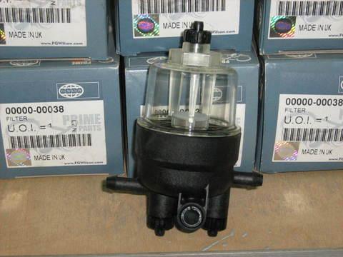 Фильтр топливный, в сборе / ELEMENT FUEL АРТ: 00000-00038