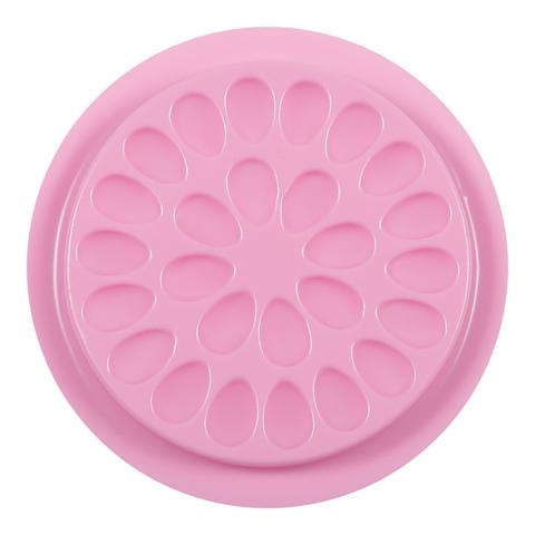 Палетка для клея BARBARA (светло-розовая)