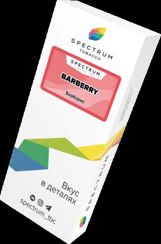 Табак Spectrum Classic Line Barberry (Барбарис) 100г