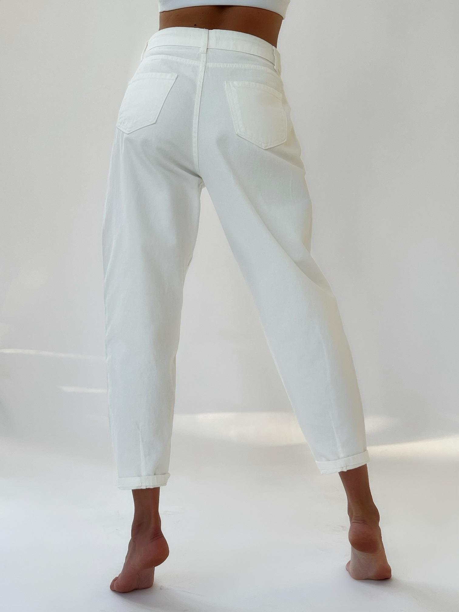 Джинсы, Miss Form, 1043 (белый)