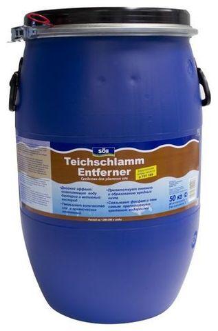 TeichschlammEntferner 50 кг - Средство для удаления ила в пруду