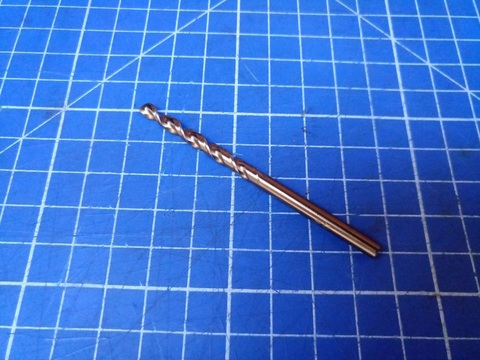Сверло по металлу ц/x 4,2x75/43мм DIN338 h8 5xD HSS-G 130° TURBO Ruko 2146042