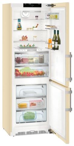Двухкамерный холодильник Liebherr CBNbe 5775