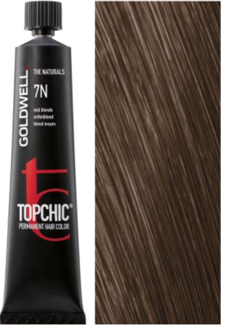 Goldwell Topchic 7N русый TC 60ml