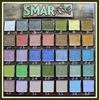 Краска-лак SMAR для создания эффекта эмали, Металлик. Цвет №24 Золотое яблоко