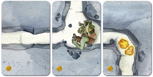 Настольная игра Гномы-вредители: Дуэль