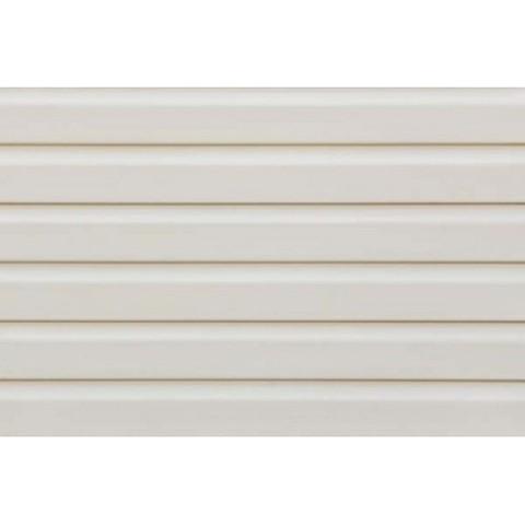 Сайдинг Виниловый Grand Line Slim D4 Белый