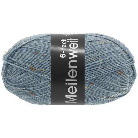 Lana Grossa Meilenweit Tweed 6-ply 9227 купить