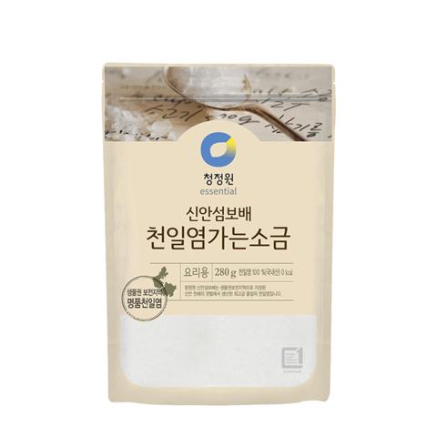 Соль пищевая морская Chungjungwon Sea Salt 280 гр
