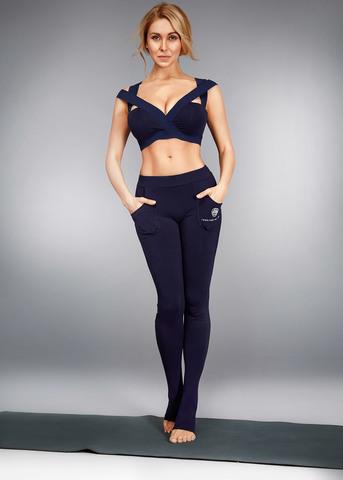 Леггинсы для фитнеса и йоги TERRITORY OF YOGA