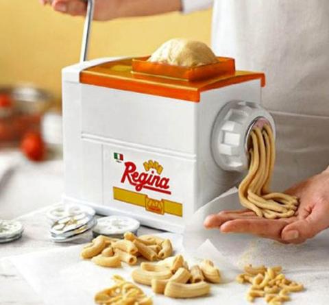 Машинка для макарон в домашних условиях Маркато Regina, Италия. Идея роскошного подарка