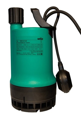 Дренажный насос Wilo Drain TMW 32/8