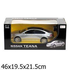 Rastar Металлическая радиоуправляемая машина Nissan Teana (35500-RASTAR / 167624)