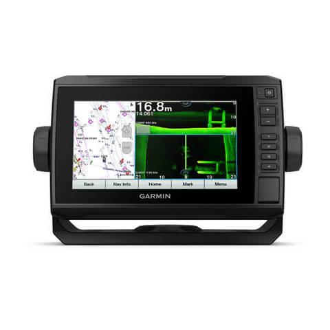 Эхолот-картплоттер Garmin EchoMap UHD 72sv с датчиком GT54UHD-TM