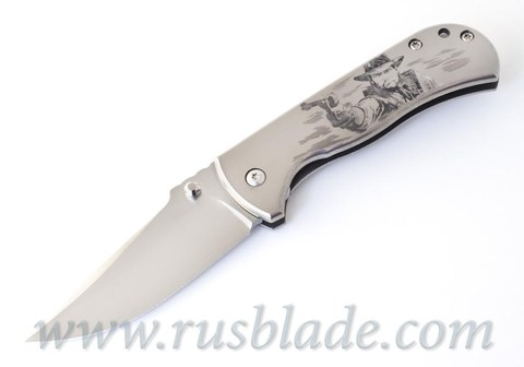 Les George Talos Texas Ranger Bulino customized