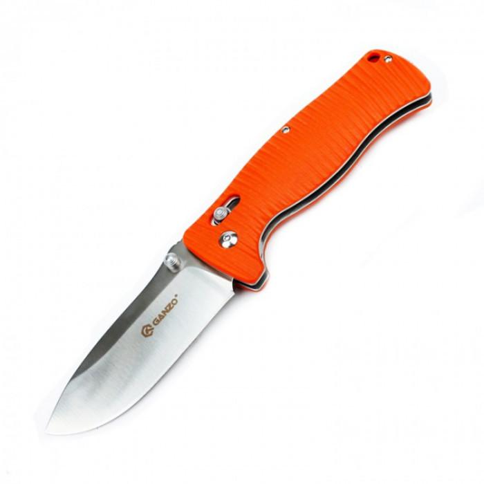 Нож Ganzo G720, оранжевый