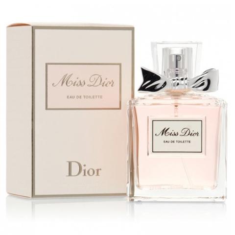 Christian Dior: Miss Dior женская туалетная вода edt, 100мл