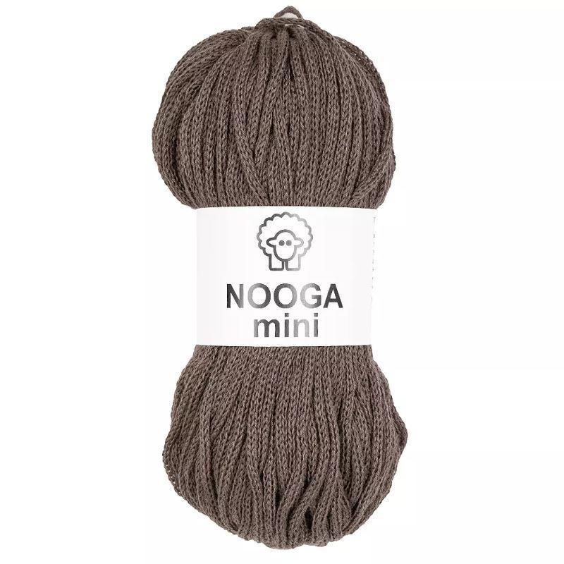 Теплый шнур Nooga mini Nooga mini Молочный шоколад шоколад_молочн.JPG