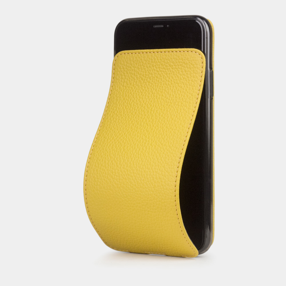Case for iPhone 11 Pro Max - yellow