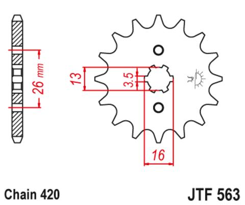 JTF563