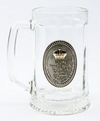 Коллекционная пивная кружка «Царь, просто Царь», 500 мл, фото 1
