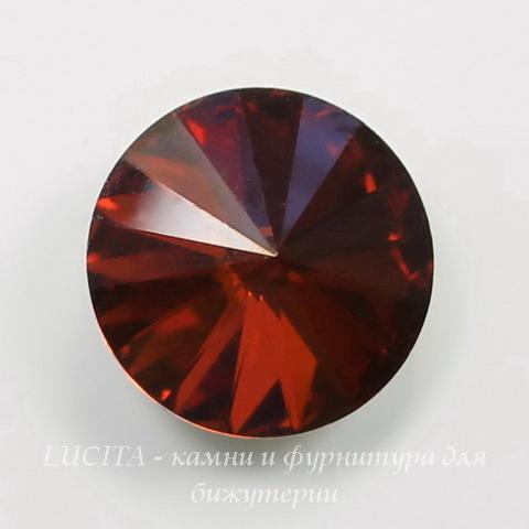 1122 Rivoli Ювелирные стразы Сваровски Crystal Red Magma (SS39) 8,16-8,41 мм