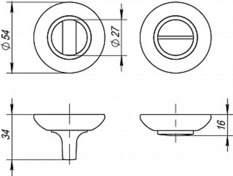 BK6 RM SN/CP-3 Схема