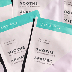 Patchology Маска успокаивающая FlashMasque® Soothe 5 Minute Sheet Mask