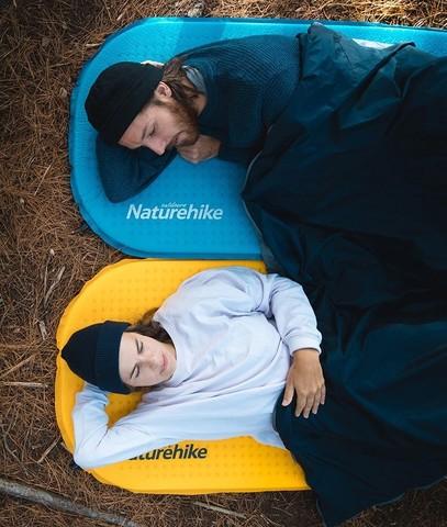 Самонадувающийся коврик Naturehike C035 L