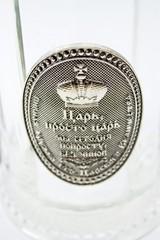 Коллекционная пивная кружка «Царь, просто Царь», 500 мл, фото 2