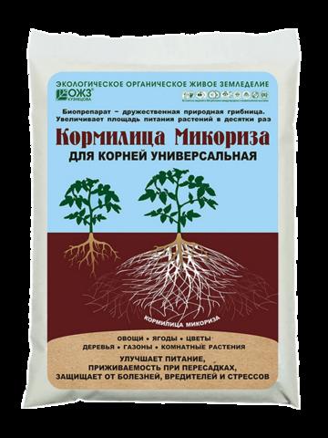Кормилица Микориза для корней универсальная 1 л