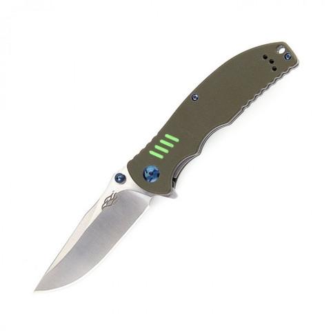 Нож Firebird F7511 (Ganzo G7511) (зеленый, черный, оранжевый)