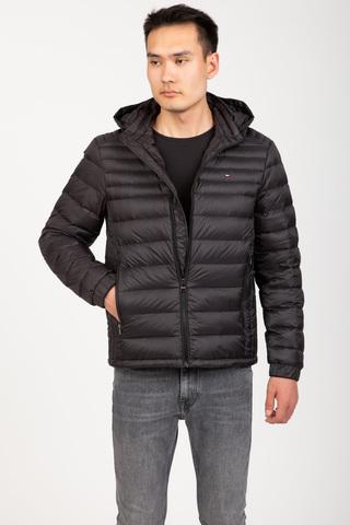 Куртка демисезонная PACKABLE DOWN HOODED JACKET Tommy Hilfiger