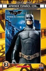 Batman, El Comienzo +CD