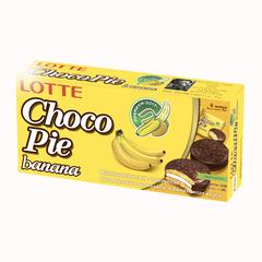"""Чокопай """"Lotte"""" банан 6 шт"""