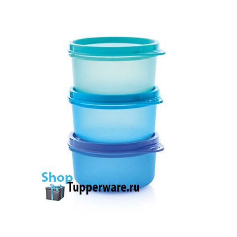 сервировочная чаша 200мл 3 шт. в новом цвете