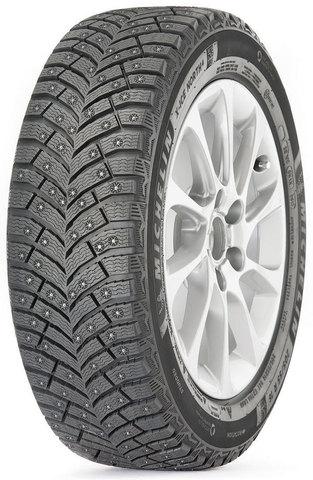 Michelin X-Ice North 4 205/50 R17 93T шип