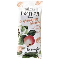 Пастила фруктовая Яблочная с грецким орехом, 50 г
