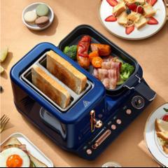 Станция для приготовления завтрака xiaomi deerma zc10 Синяя