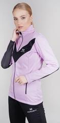 Теплая лыжная куртка Nordski Base 2021 Orchid/Black женская