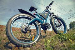 Велогибрид Eltreco Storm F