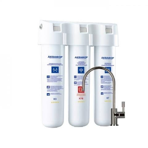Водоочиститель Аквафор Кристалл ЭКО (модификация А), арт.и2305/и3393